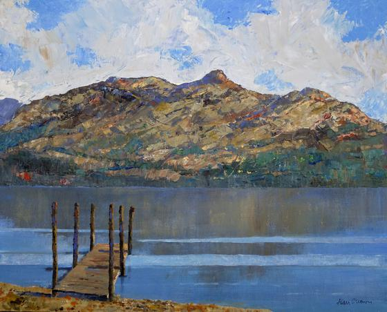Cat Bells and Derwent Water