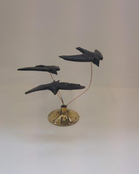 Three Swifts